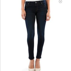 Kut From The Kloth Diana High Rise Ankle skinny 8